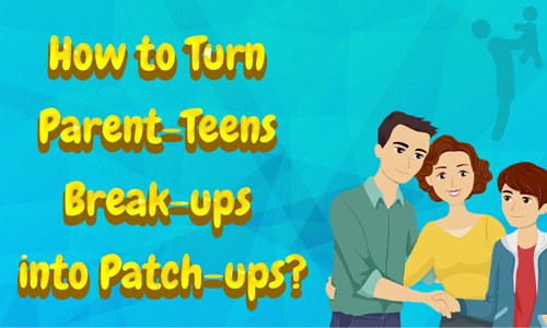 how can teenagers deal with their How to help your teenager improve their body image by pam myers,  show interest in their activities, even if you can't  helping teens deal with.