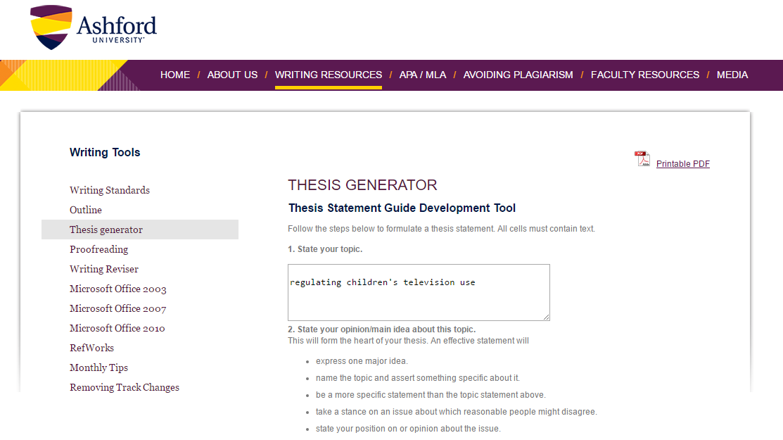 thesis statement builder Generator binary options your if you want help amp support in thesis statement generator – once you enter all of the components of a strong thesis statement, the generator turns them into a thesis statement that you can.