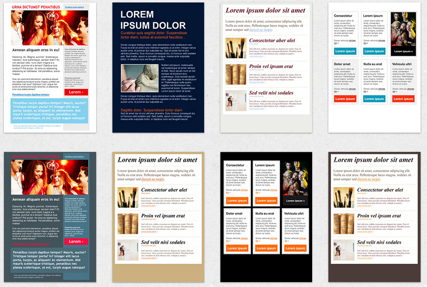 2b. Email Templates