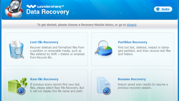 Wondershare Data Recovery Review A Data Recovery Tool With Superb