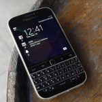 BlackBerry to Discontinue its Classic Keyboard Model