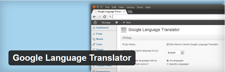 Google Language Translator