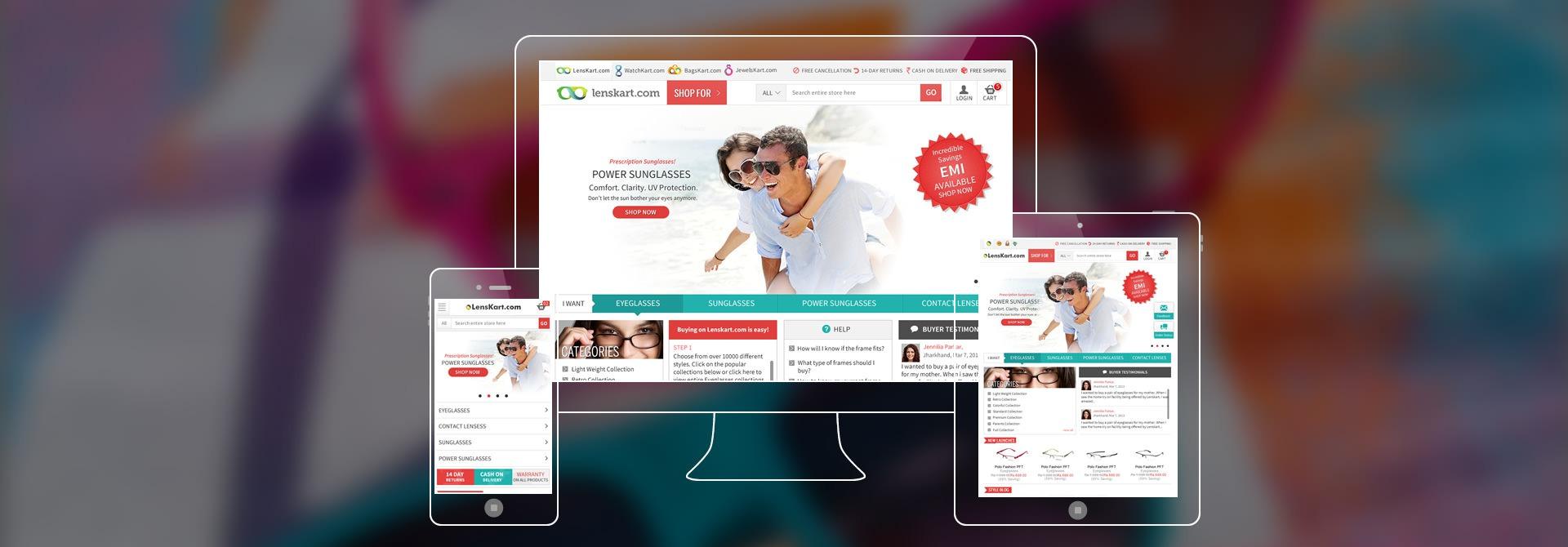 Ecommerce Web Design Agency