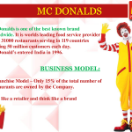 Follow McDonald's Business Model to Improve your Business' Productivity