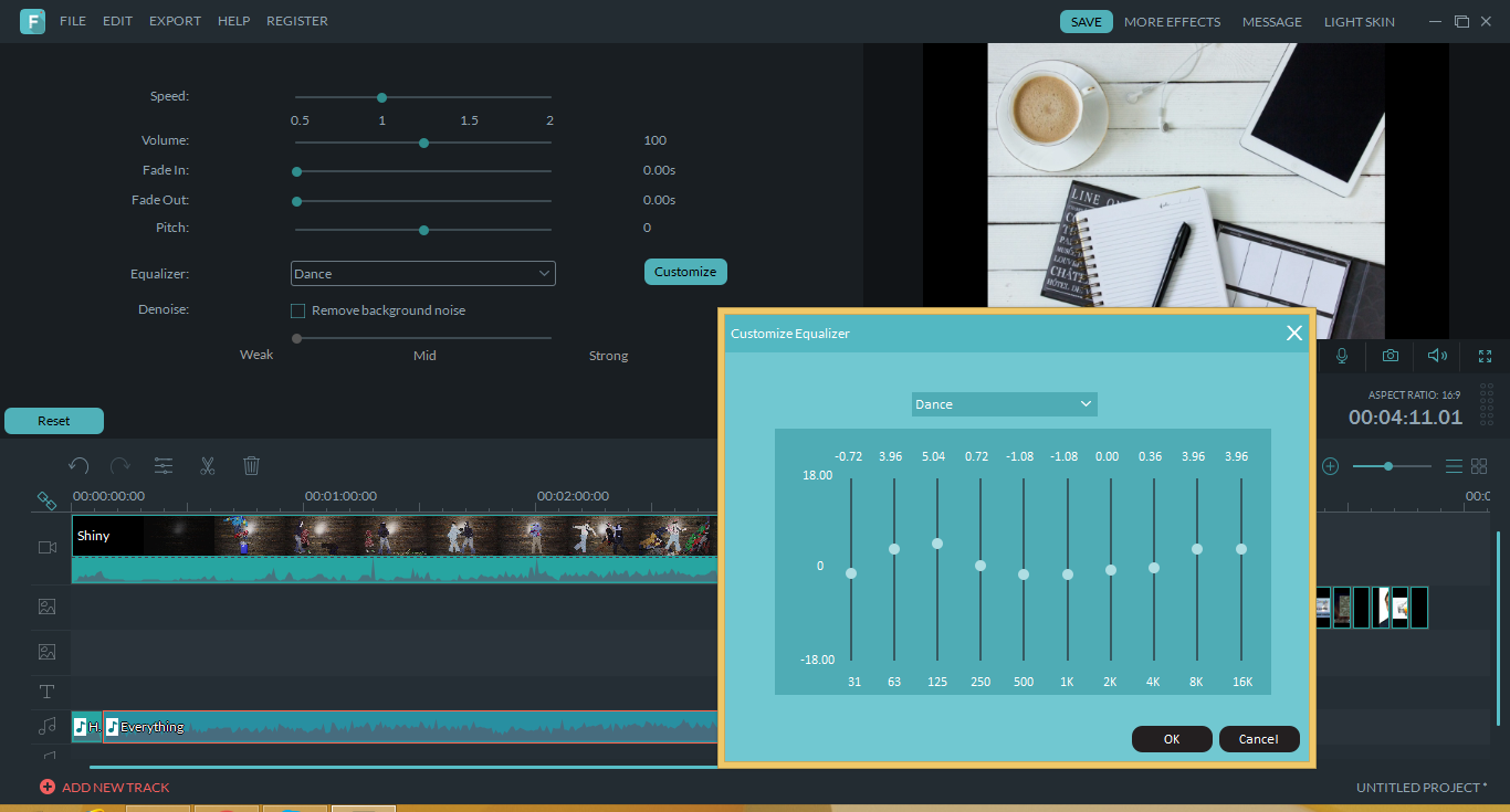 Wondershare Filmora review: an easy to use broadcast quality