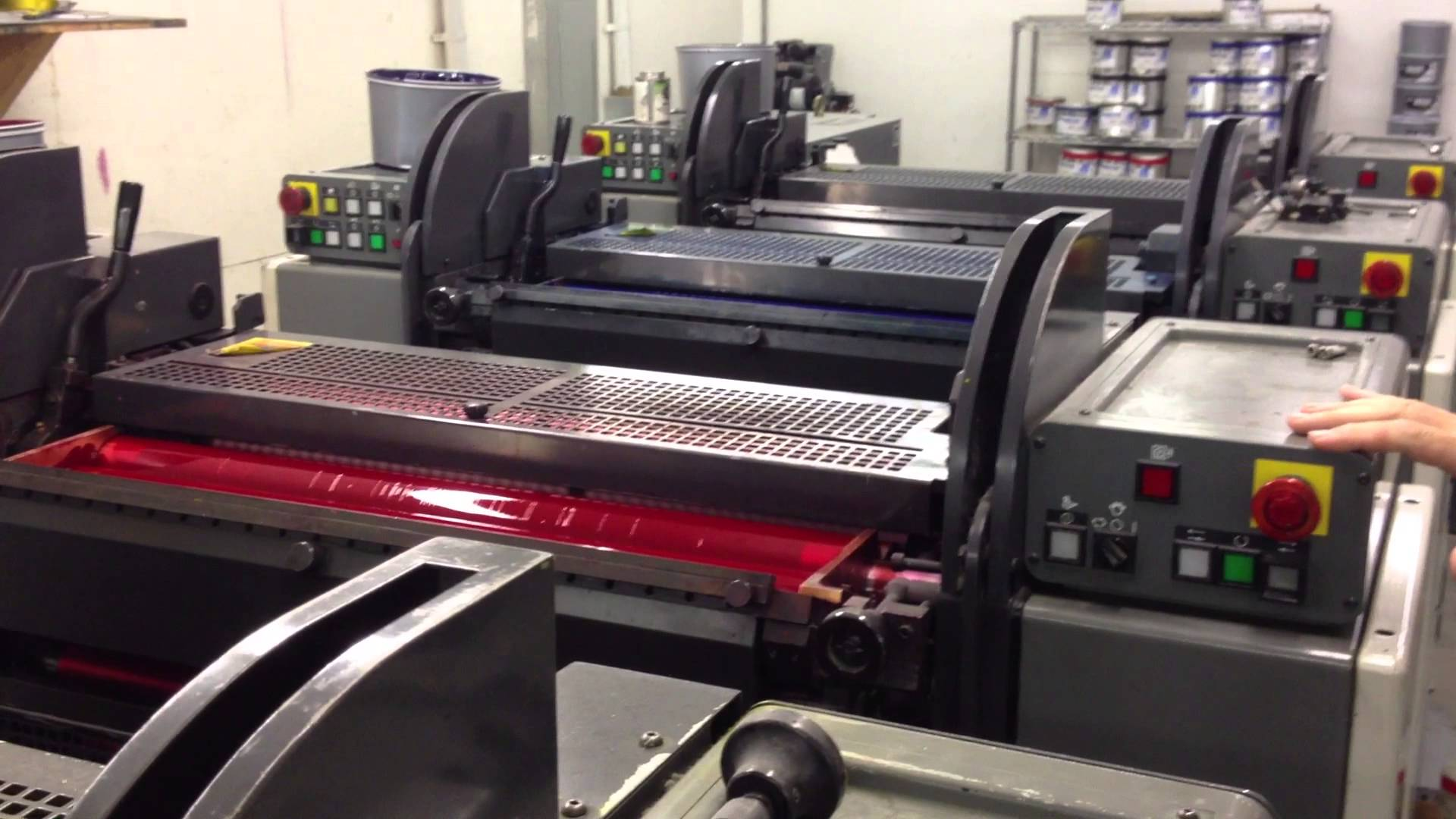 Want To Buy A Commercial Printer Six Things To Consider