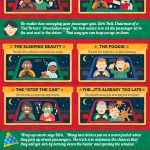 The 12 drunks of Christmas [Infographic]