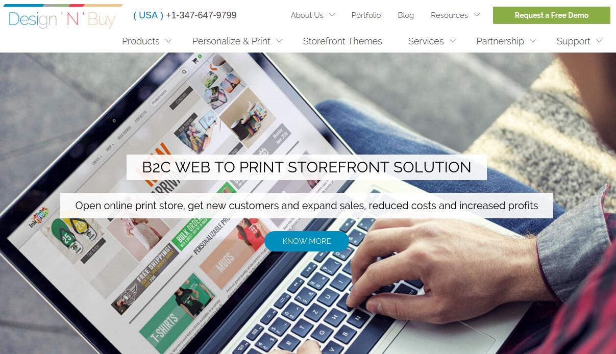 Top 5 Web-to-Print Solution Providers for Magento   Techno FAQ