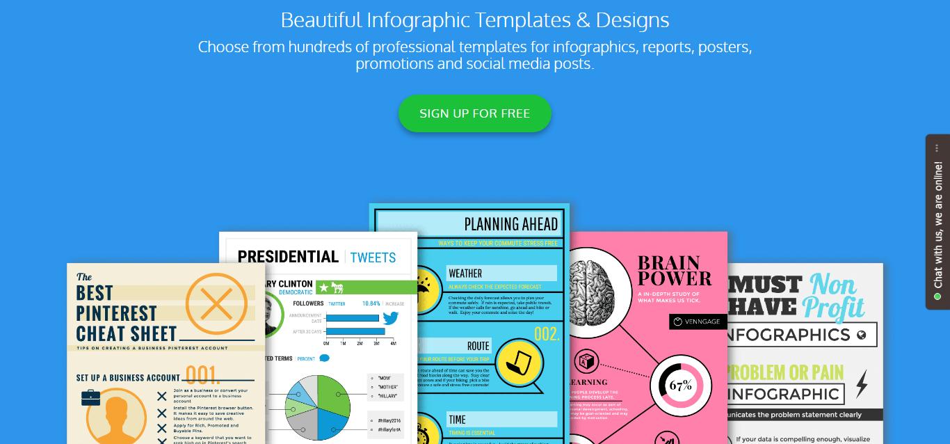 The Marketer\'s Toolbox: Create Impressive Infographics | Techno FAQ