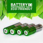Battery performance that's eco-friendly