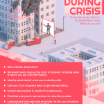 How to Handle a Project Management Crisis [Infographic]