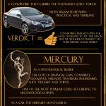 Cars and Mythology [Infographic]