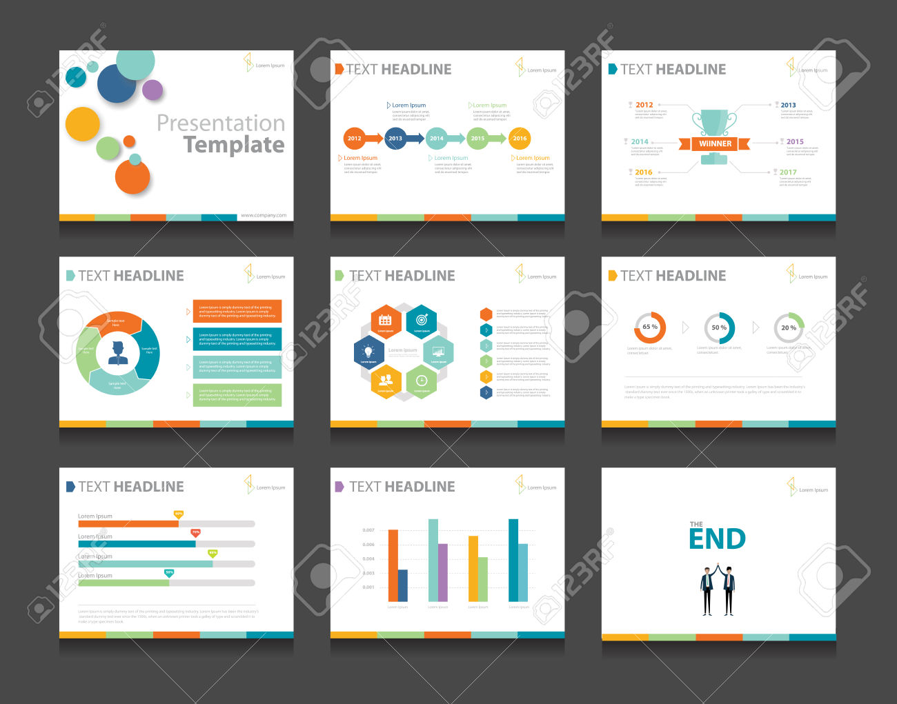 Open Source Google Slides themes and PowerPoint templates