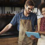 4 Ways for Small Businesses to Get Their Foot in the Door