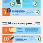 What science tells us about creating a killer résumé [Infographic]