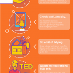 How to use tech to take better breaks [Infographic]