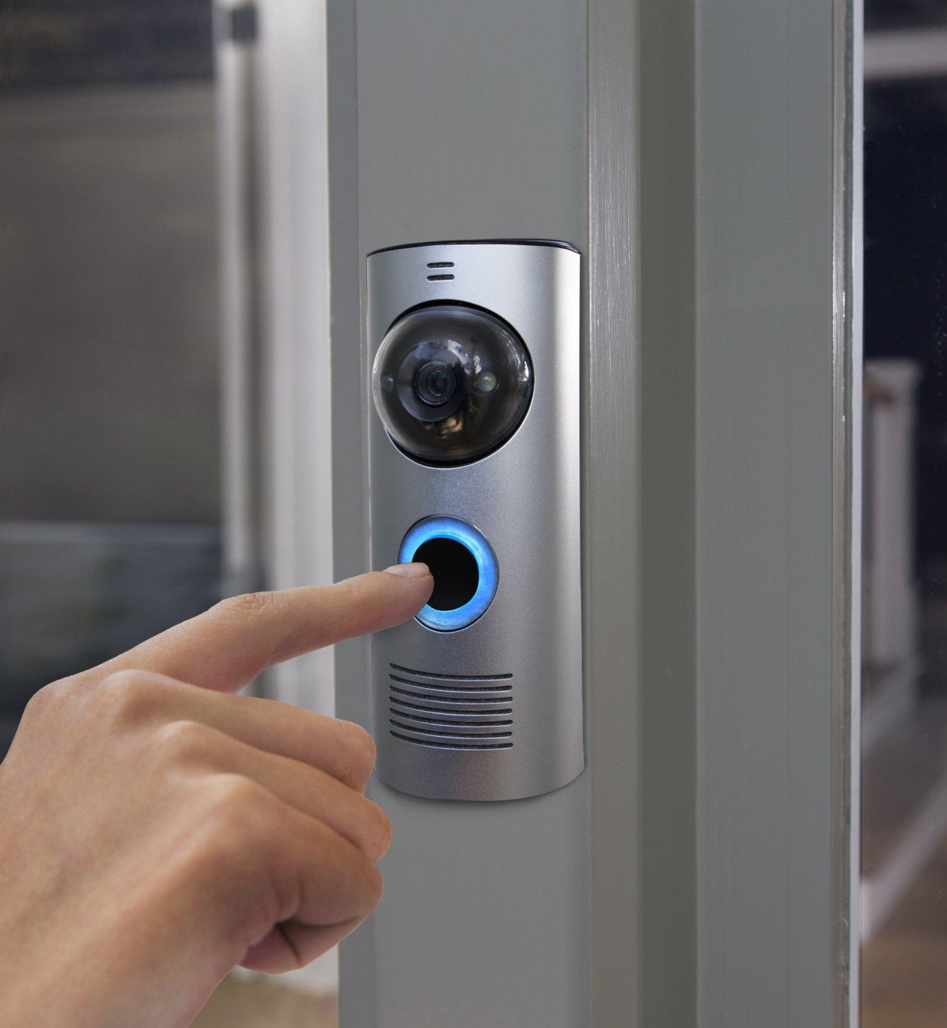 Some Notes Of Using Wireless Doorbell Techno Faq Wiring A Byron Systems Range In Price From 20 To 150 With The Higher End Including An Intercom System And Video Well Known Brands Like Heath Zenith