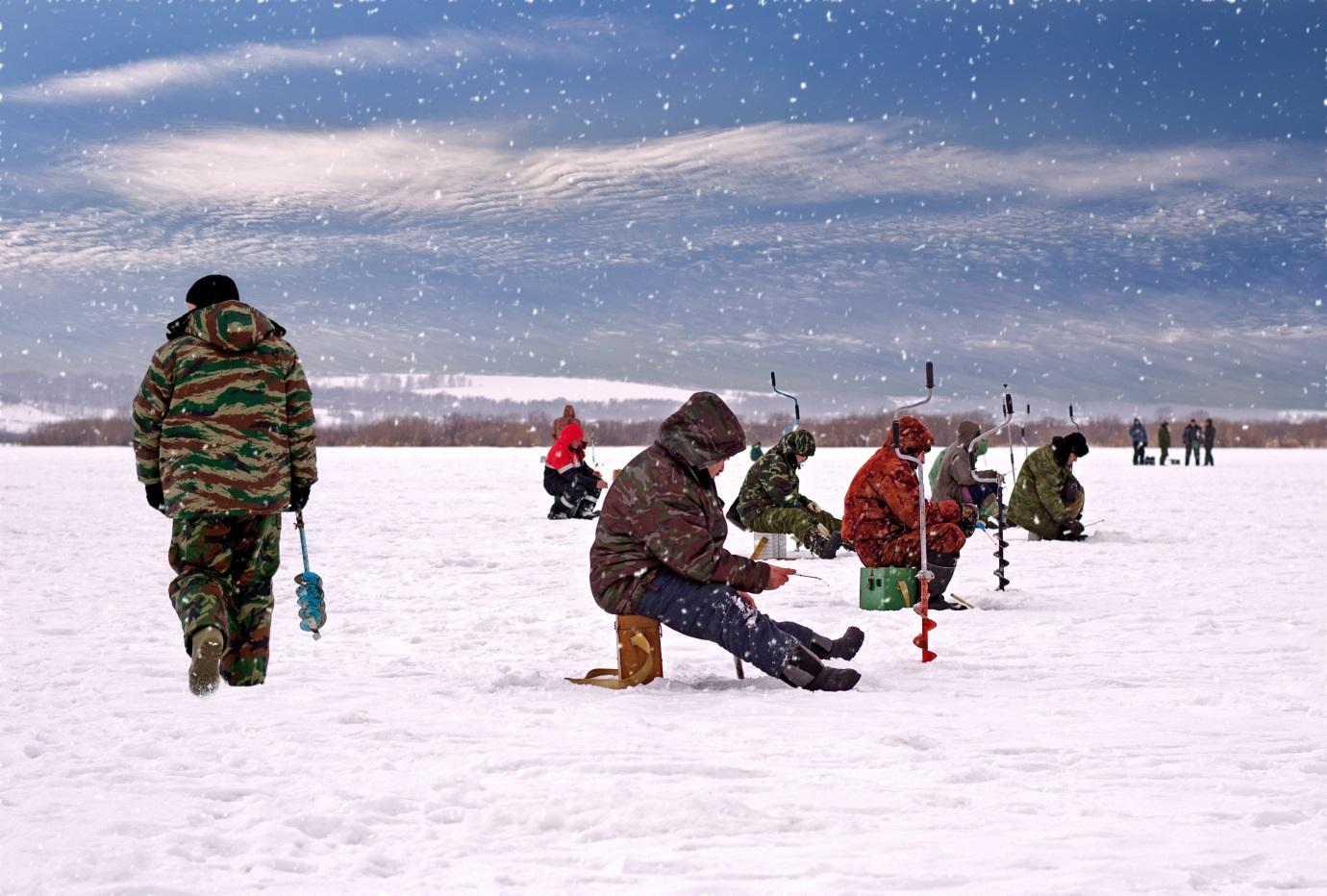 The 5 best ice fishing rods in 2017 don 39 t buy a fishing for Go ice fish
