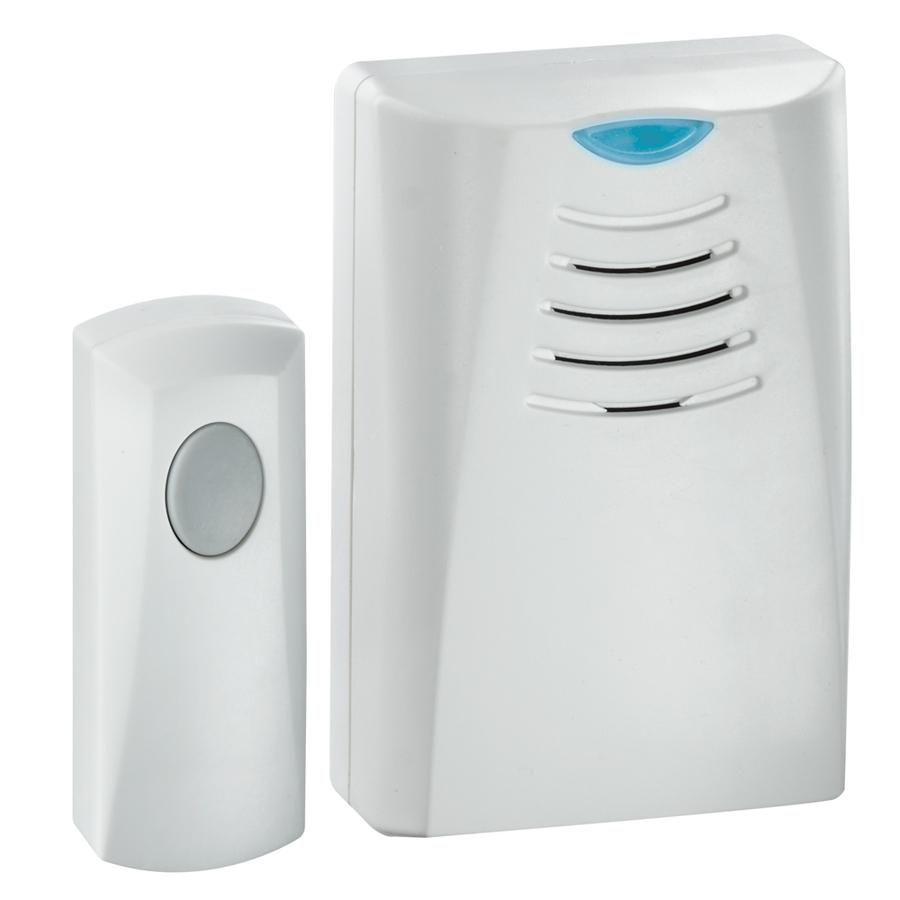 Some Notes Of Using Wireless Doorbell Techno Faq Remote Warning Switch Electrical Current Is Continuously Running Through This Circuitry But It Lower Than The Regular House Makes Necessary To Attach
