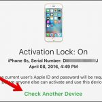 iPhone or iPad Activation Lock status checker
