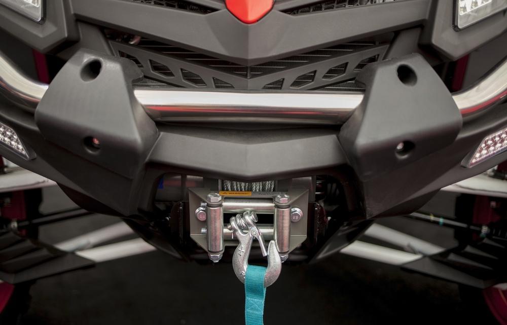 Car Electric Winch V