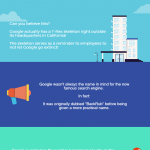 5 Great Facts on Google [Infographic]