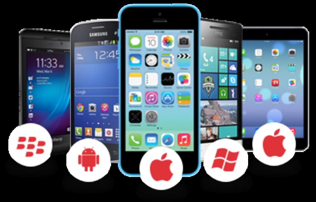 Top trends in mobile app development - 488.7KB