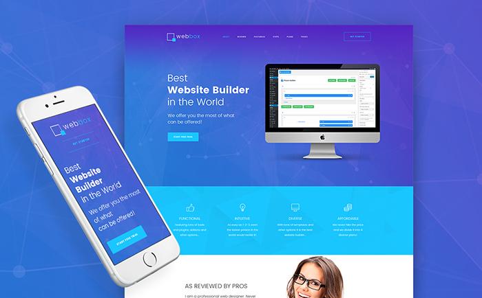 Webmaster WordPress Theme