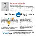 The story of Drupal [Infographic]