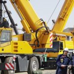 Mobile Cranes Finds Diverse Uses in Commercial Industry