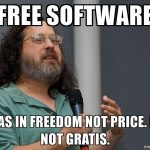 Libre's NOT Gratis – Understand Free Software