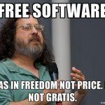 Libre's NOT Gratis – Understand Free Software