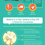 Why Every Weekend Should Be A 3 Day Weekend, According To Science [Infographic]