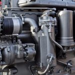 What are the Various Parts in a Diesel Engine Functions?