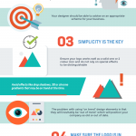 The 6 Steps To A Winning Logo For Your Business [Infographic]