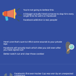 Facebook: 7 Insane Facts [Infographic]