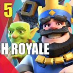Top 5 Games like Clash Royale