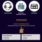 How Music Increase your Productivity [Infographic]
