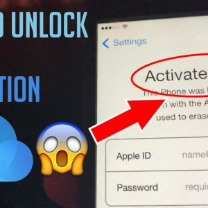 Activation Lock Iphone S Forgot Pabword