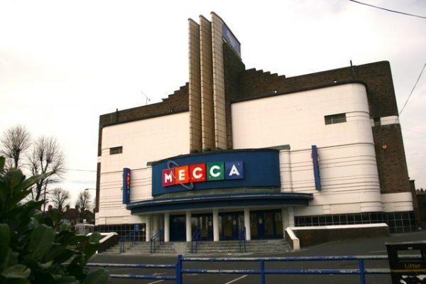 A Mecca bingo hall in Birmingham