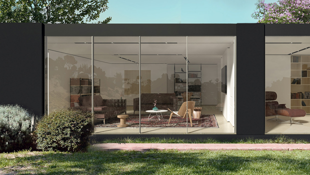 Cover is the solution to design and build a backyard for Building a studio in the backyard