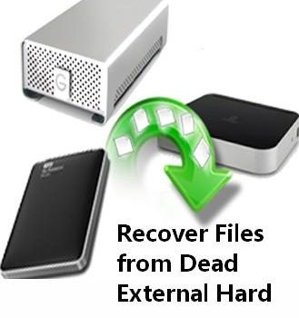 how to read external hard drive