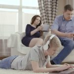 Is technology ruining the relationship between parent and child?