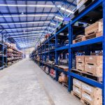Benefits of Using Up Industrial Shelving at Your Places
