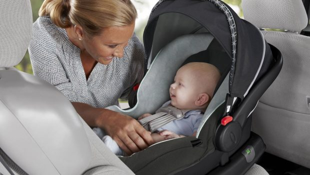 Car Seat Safer On Middle Or Outside Graco