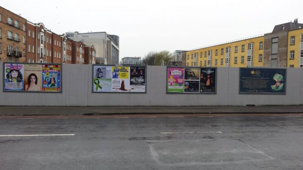 Poster Advertising in Ireland