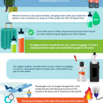 Travelling with your E-cigarettes [Infographic]
