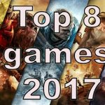 8 Most Popular Video Games of 2017