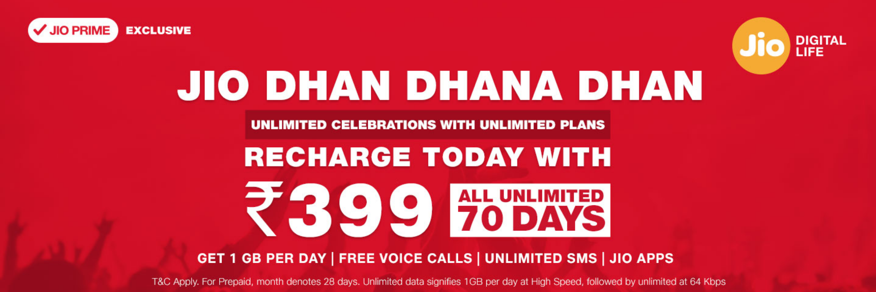 Unlimited 4G Data Plans by Reliance Jio | Techno FAQ