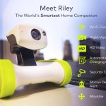 Riley, Your Man on the Inside – Home Monitoring Robot